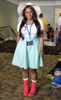 Steven Universe - Connie cosplay