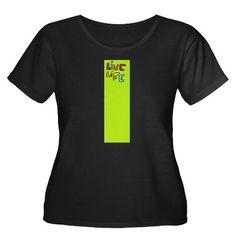 live life Plus Size T-Shirt on CafePress.com