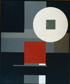 Composition No. 15 - Friedrich Vordemberge-Gildewart