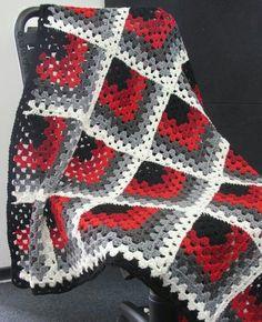 Crochet diferent granny