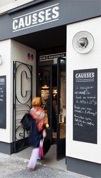 Causses - Alimentation générale de qualité à Pigalle / Restauration 75009 Paris