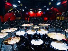 #anvil #drums #markthalleHamburg