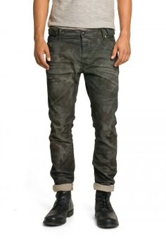 We Are Replay Jeans | Camo Jeans #menswear