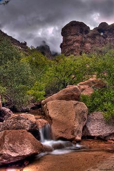 Siphon Draw, Lost Dutchman State Park, 40 miles east of Phoenix. Nevada, Utah, Arizona Travel, National Forest, Gold Mine, Vacation Spots, The Great Outdoors, State Parks, Places To See