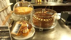 Home Made Cakes @OldridsDowntown Lincoln