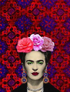 Resultado de imagen para frida wallpaper Diego Rivera, Fridah Kahlo, Nickolas Muray, Frida Kahlo Portraits, Kahlo Paintings, Frida And Diego, Frida Art, Mexican Artists, Art And Illustration