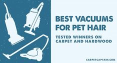 If you have a pet that sheds, you know getting your home clean of pet hair isn't an easy task. These are the best vacuums for pet hair of all I've tested. The is my personal vacuum. Hair Test, Vacuum Reviews, Pet Allergies, Winners And Losers, Best Vacuum, Homekeeping, Vacuums, Sheds, Things To Come