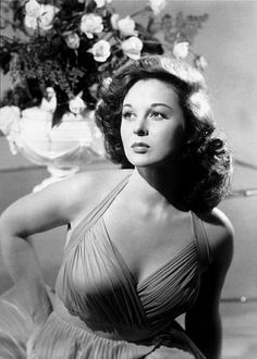 """Susan Hayward - """"When you're dead, you're dead. No one is going to remember me when I'm dead. Oh, maybe a few friends will remember me affectionately. Being remembered isn't the most important thing, anyhow. It's what you do when you are here that's important."""""""
