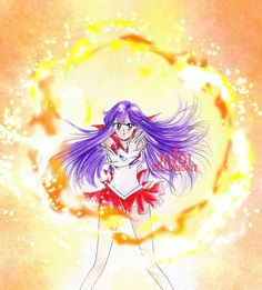 rey hino - sailor mars  SMC - Power of mars by zelldinchit.deviantart.com on @DeviantArt