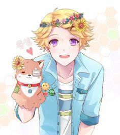 Naww~ So cute <3