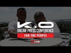 #BalconyInterview: K.O's Online Press Conference On His Album x Cashtime...