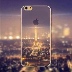 iPhone 6/6s case Eiffel Tower. New case. Flexible Other