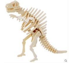 3D Wooden Dinosaur Jigsaw Puzzle Educational Toys for Children – SuperSmartChoices