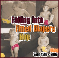 Falling Into Fitted Diapers Grand Prize Giveaway!  #clothdiapers