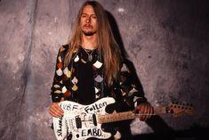 Jerry Cantrell❤️by Eddie Malluk,1990