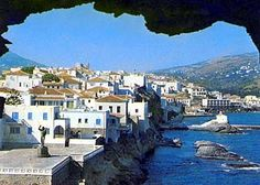 Visit Andros, Greece -where my grandfather immigrated from and where the Kodros in me derives. Mykonos, Santorini, Paros, Andros Greece, Weather Stones, Most Romantic Places, Medieval Town, Archaeological Site, Greek Islands