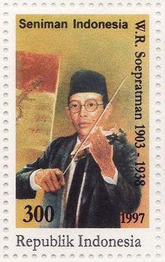 Koleksi Prangko Indonesia