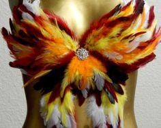 Phoenix DIY chest piece