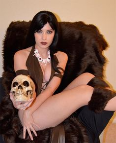 Orlana costume from Aspen comics cosplay by Katy Mor