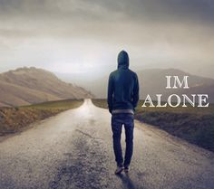awesome i am alone