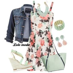 Andie Strappy Floral Bustier Dress maurices Medium Wash Denim Jacket White House Black Market Womens Divinity Green and Gold Wedges Danielle Nicole Phoebe Tote Mint Green Stones Stretch Bang…