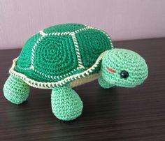 140 Beste Afbeeldingen Van Schildpad Haken Crochet Dolls Crochet