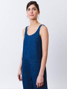 4c6bb2d1ce2b Denim Gary Jumpsuit Jumpsuit