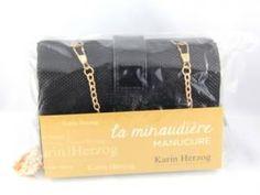 Karin Herzog allie mode et beauté dans sa Minaudière Manucure [#GIVEAWAY] • Hellocoton.fr Creme Anti Rides, Allie, Herzog, Manicure, Projects