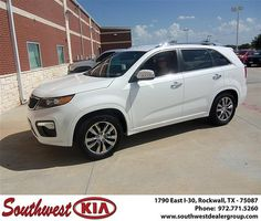 Congratulations to Michael Lowe on the 2012 #KIA Sorento