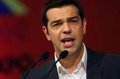 Slavoj Zizek: How Alexis Tsipras and Syriza Outmaneuvered Angela Merkel and the Eurocrats - In These Times