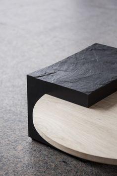 Wood and stone #minimal #minimalistgigi | Minimalist GiGi // GiGi