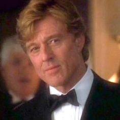 "Robert Redford - ""Indecent Proposal"" - 1993 I would have chosen Bob no matter what!"