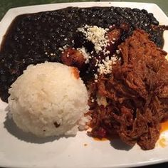Mojito - Seattle, WA, United States. Pabellon: Shredded beef. The flavors are absolutely amazing!