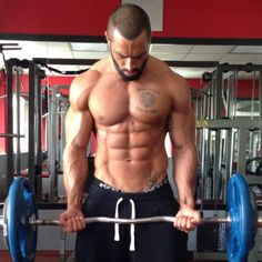 This guy's a Beast!! This is my Goal!