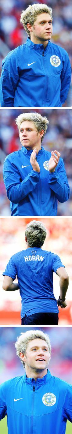 Niall Horan | Soccer Aid 6.5.16 | @emrosefeld |