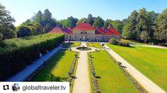 Die #Eremitage in #Bayreuth. Man muss sie lieben oder? #visitbayreuth  #weltderwilhelmine