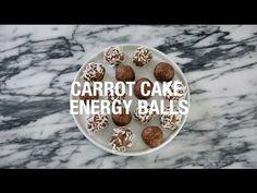 Carrot Cake Energy Balls   The Beachbody Blog