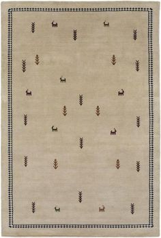Surya Gava GAV-5003 White Hand Knotted Area Rug – Incredible Rugs and Decor