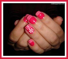 Nail Designs For Short Nails | cute nail designs for short nails to do at home