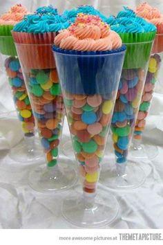 Great birthday party idea!