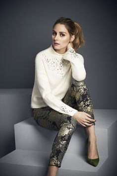 Olivia Palermo launches a high street clothing collection