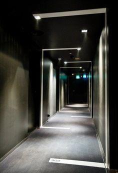 hotel hallway lighting ideas. hotel grims grenka oslo norway by kristin jarmund architects interiors pinterest hallway lighting ideas