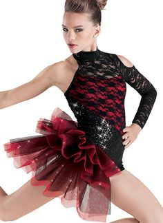 Cool dance costume