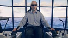 What is the next step for maritime training simulators?