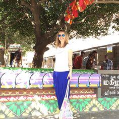 Čo ponúka Tiruvannamalai? Milióny pútnikov tu ročne navštevujú chrám Annamalaiyar a ašrám Ramana Maharshiho.   What does Tiruvannamalai offer? Millions of pilgrims visit yearly Annamalaiyar Temple and Sri Ramanasramam