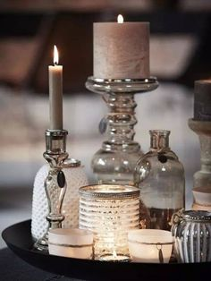 Beautiful candlelight ~ lovingly pinned by www.skipperwoodhome.co.uk