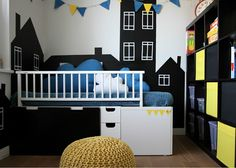 Boys room by msbaika