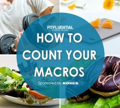 How to count macros. Sponsored by Kohl's
