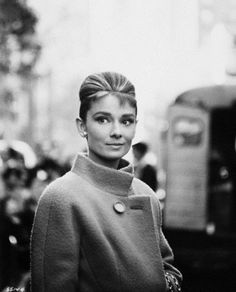 Audrey Hepburn, 1950s. / fashion inspirations 1