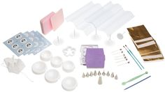 Amazon.com: Wilton Flowers and Cake Design Student Kit: Food Sculpting Tools: Kitchen & Dining